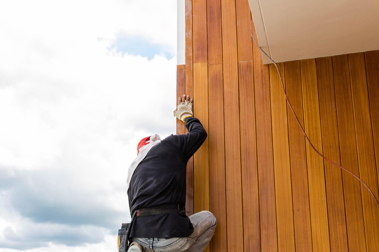 wood fiber cement