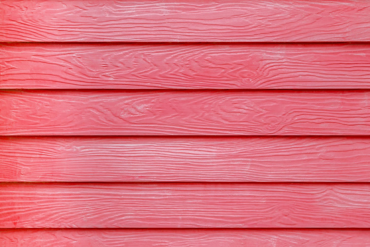 red fiber cement