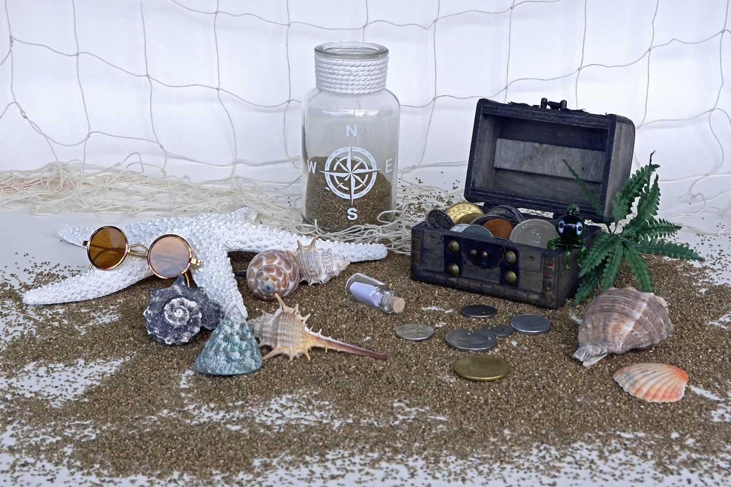 sandbox with net