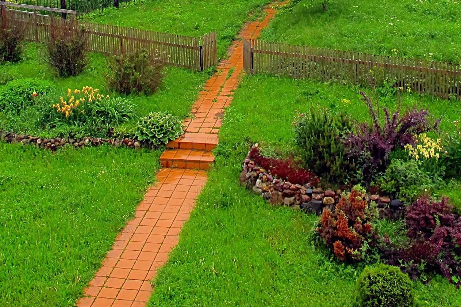 walkway style