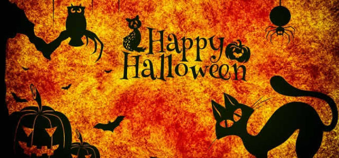 It's Halloween Week – Time to Decorate