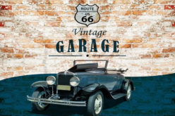 Collecting and Building a Vintage Garage