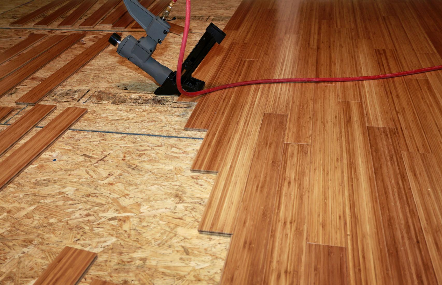 home flooring contractor