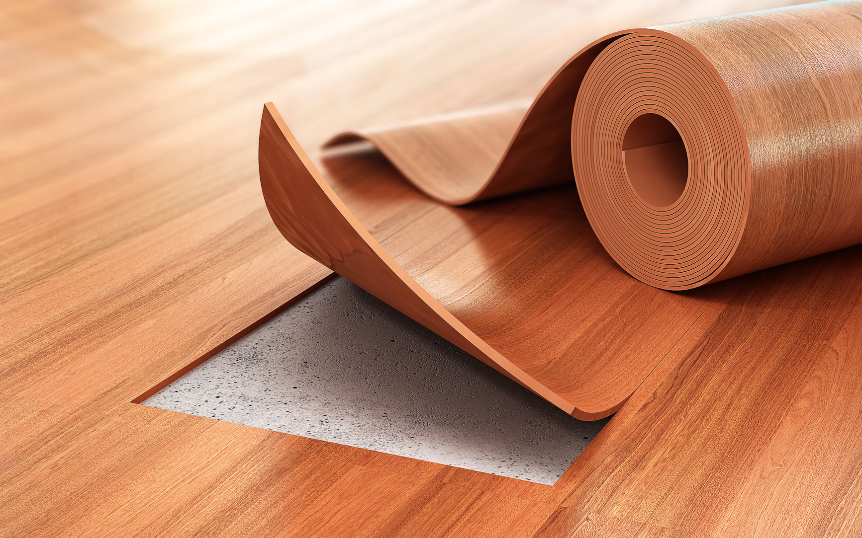 vinyl home flooring contractor