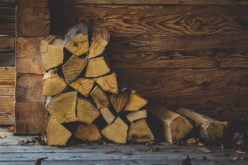 Getting Ready for Winter: Wood Stacking