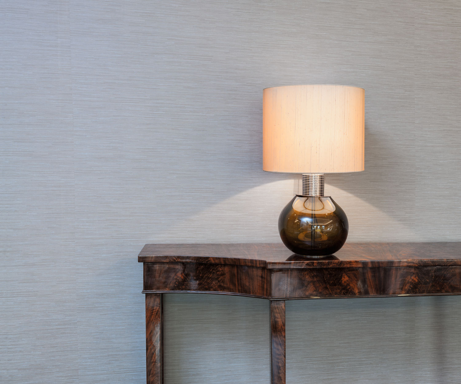 hallway lamp table