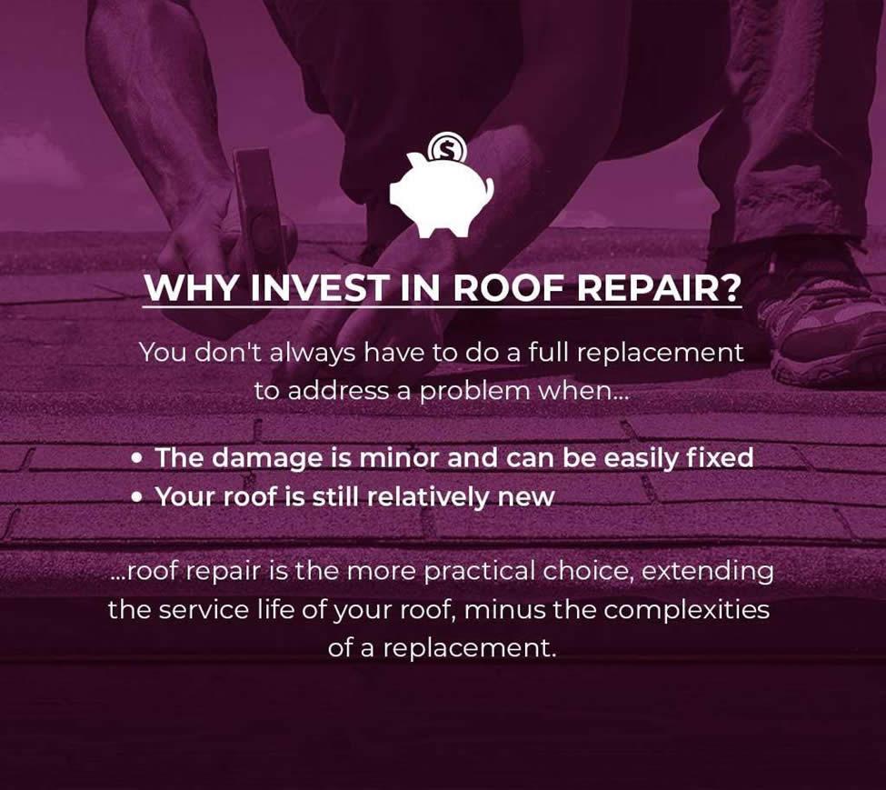 roof repair replacement