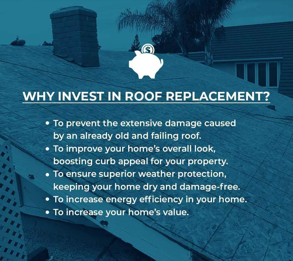 roof repair replacement