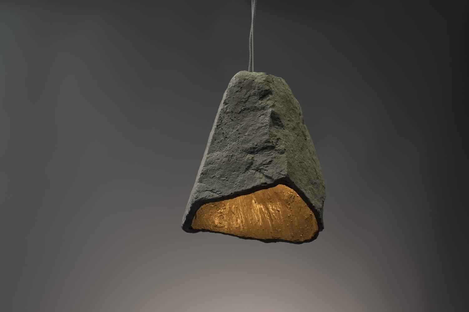 interesting pendant light