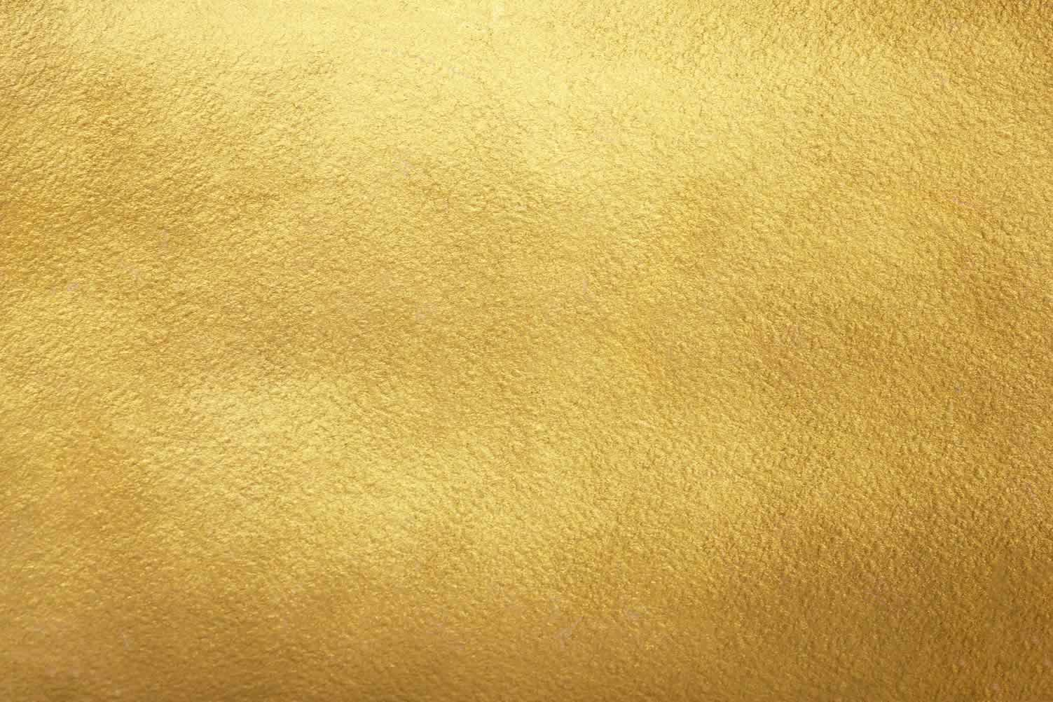 gold wall paint sample