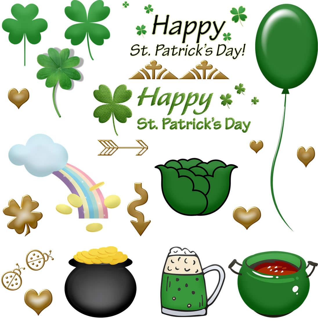 st patrick luck irish