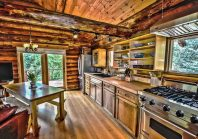 Rustic Styled Kitchen Design
