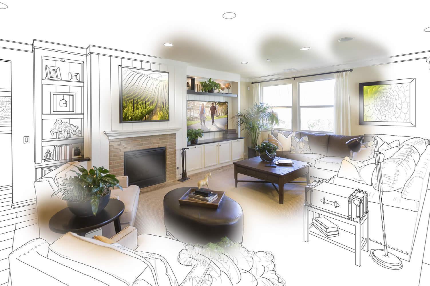 home decor planning