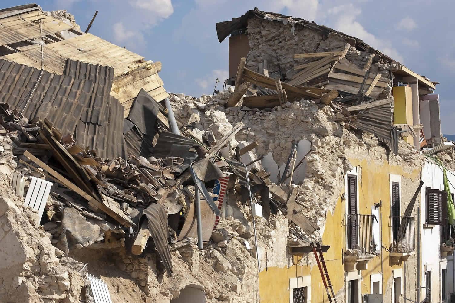 earthquake prep