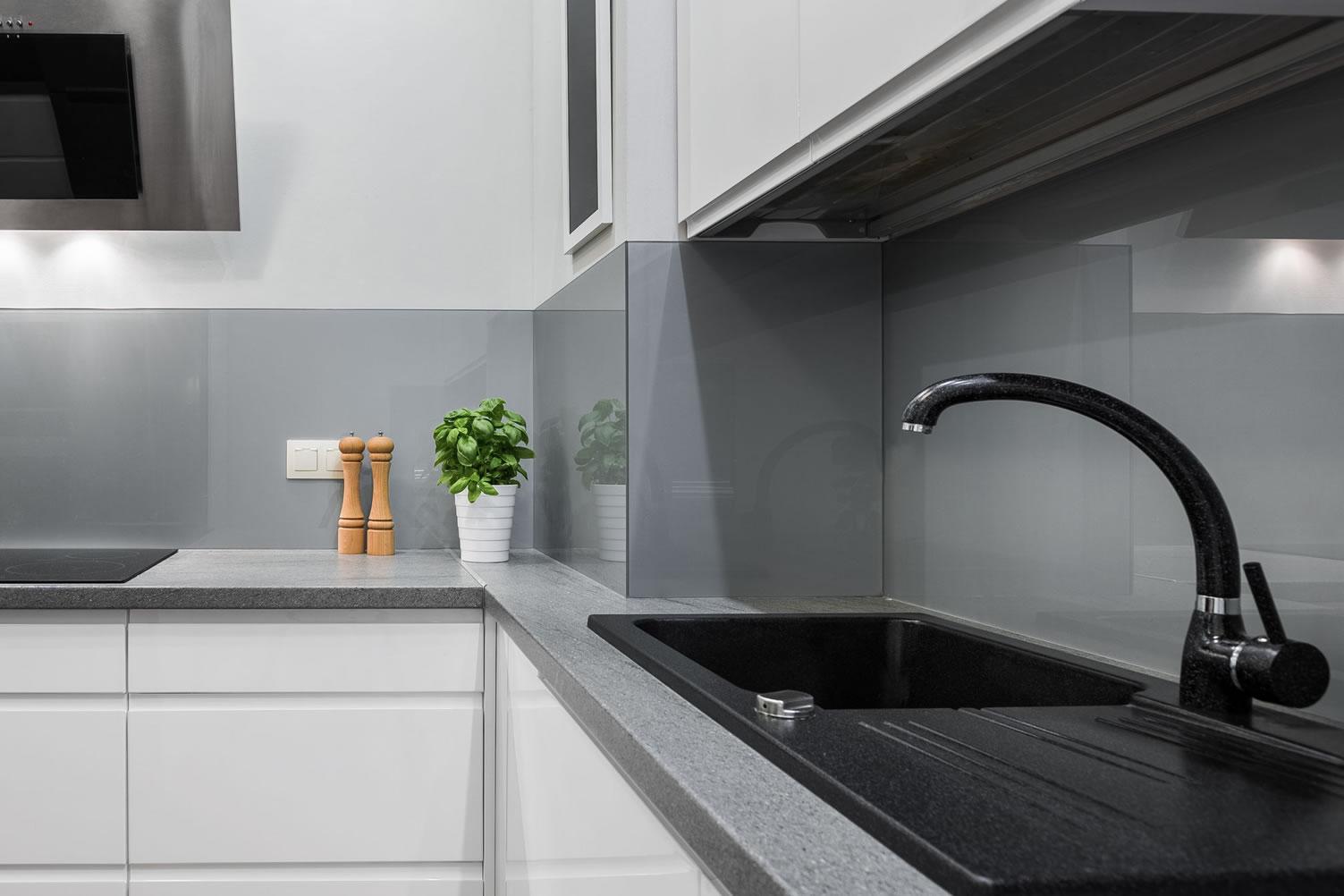 modern kitchen faucet