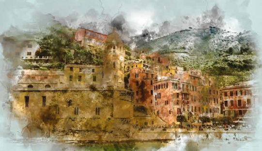 Garden Design Idea: The Mediterranean Garden Look