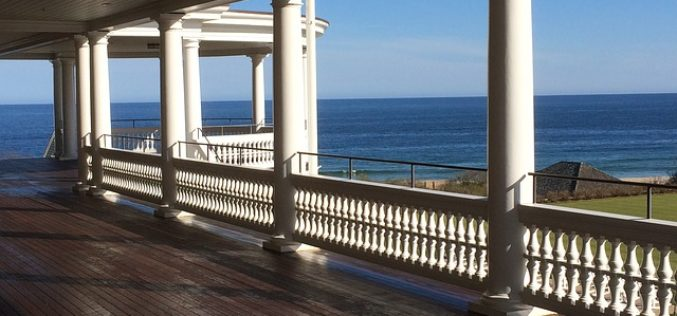 Using Columns to Spruce Up Your Exterior Decor