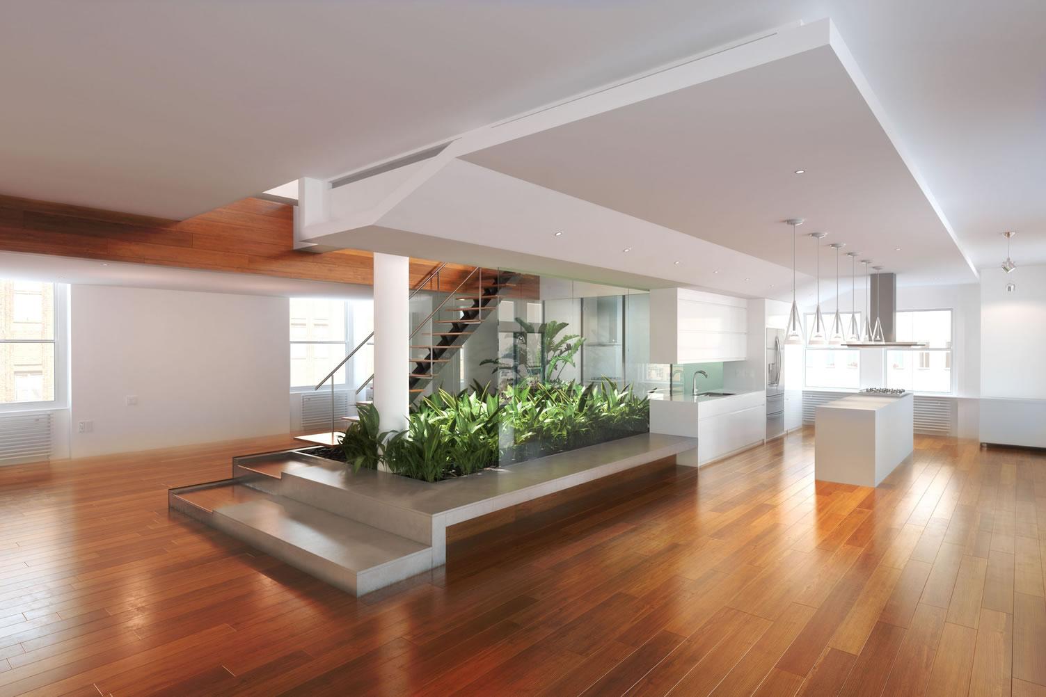 home atrium