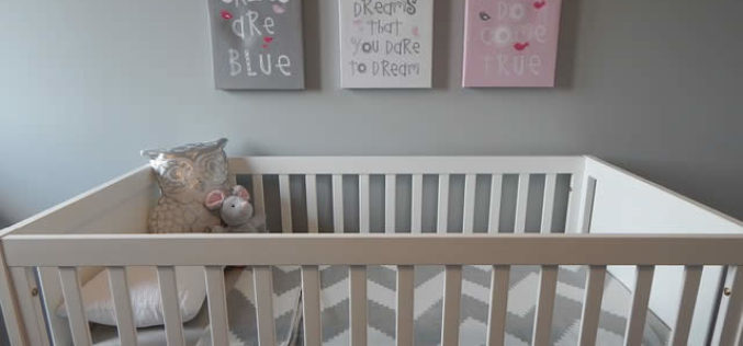 Baby Coming! – So Let's Get the Nursery Room Ready