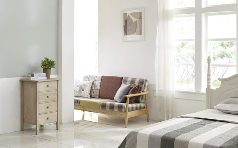 Simple Bedroom Elements for the Simple Look