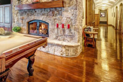 Some Ideas for Placing a Billiard Table