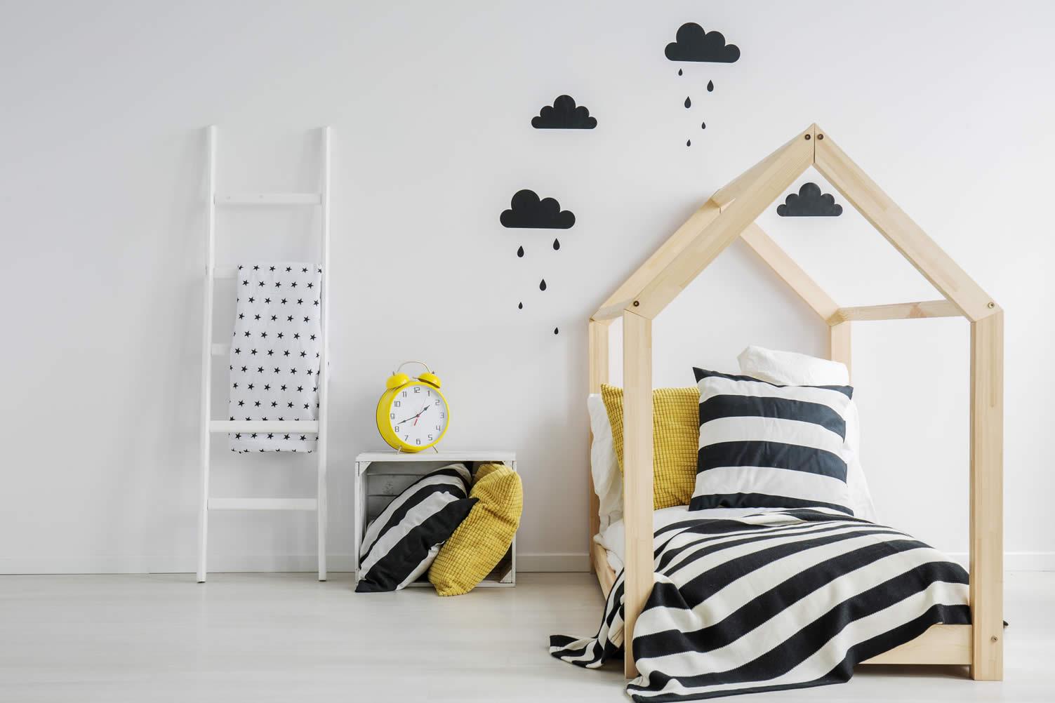 child bedroom look