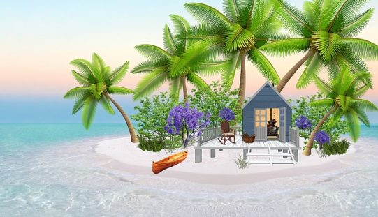 Beach House Landscaping – Depends Where You Are