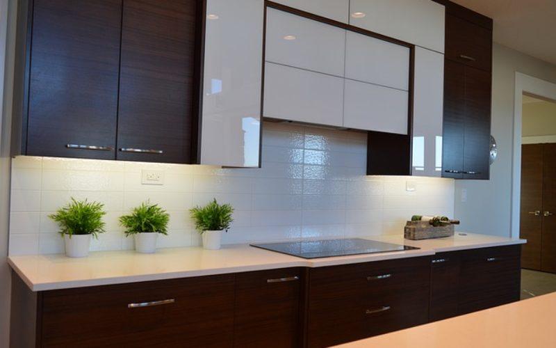 The Sleek Look of Modern Kitchen Cabinets