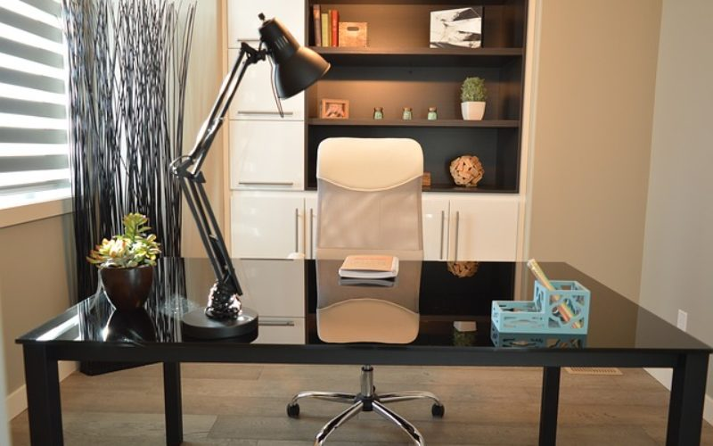 Home Office Decor to Increase Productivity