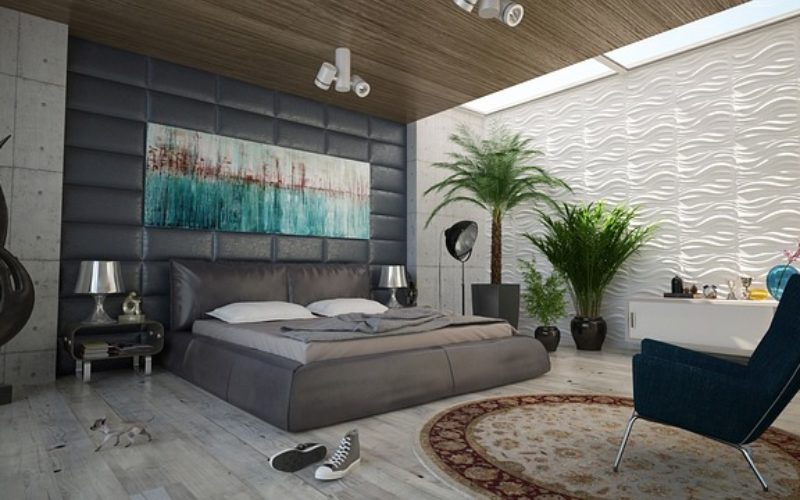 Creative Design for a Teen or Loft Bedroom