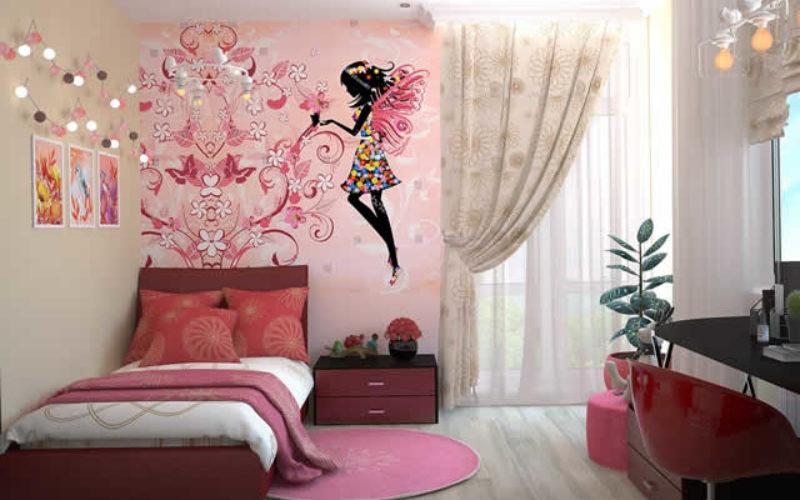 Adding Something Neat for Your Child Bedroom