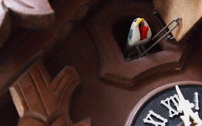 Adding A Cuckoo Clock to Your Wall Decor