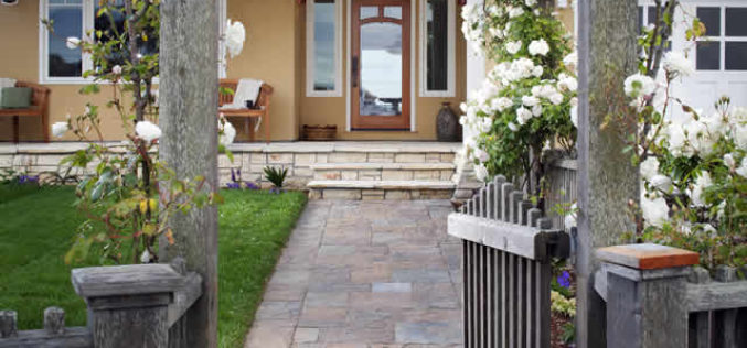 If You Can Have One – Then Have One – An Elegant Walkway