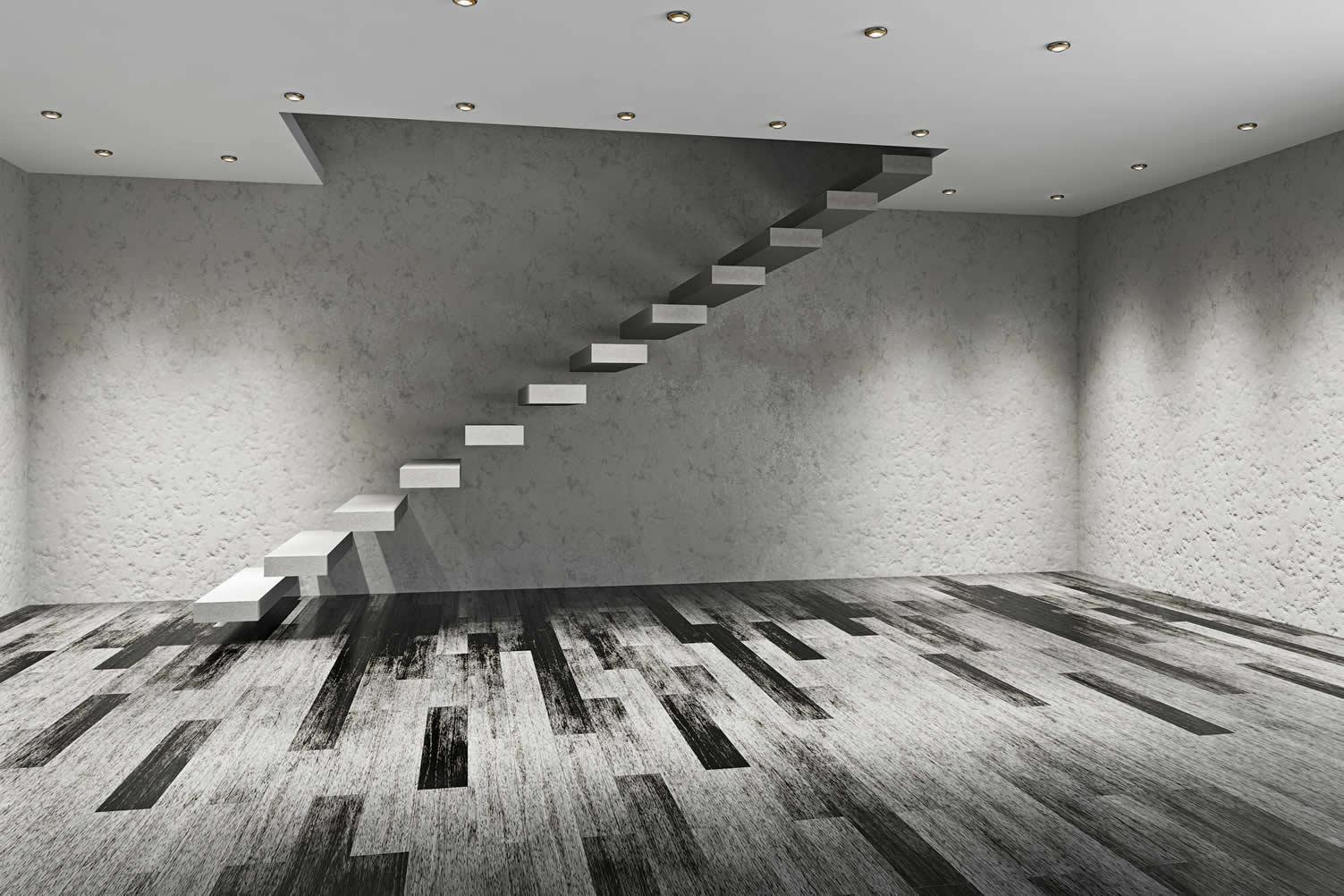 creating stairway