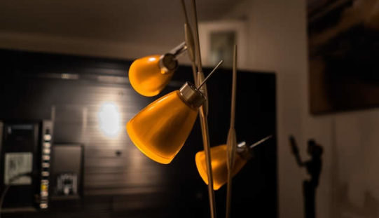 Using Arc Lamps to Illuminate Room and Area