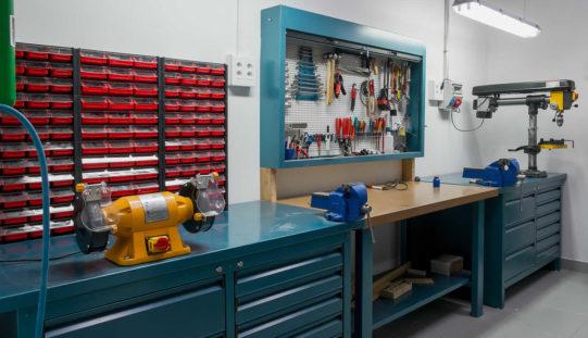 <span>photo image analysis:</span> Organizing Your Garage Work Space