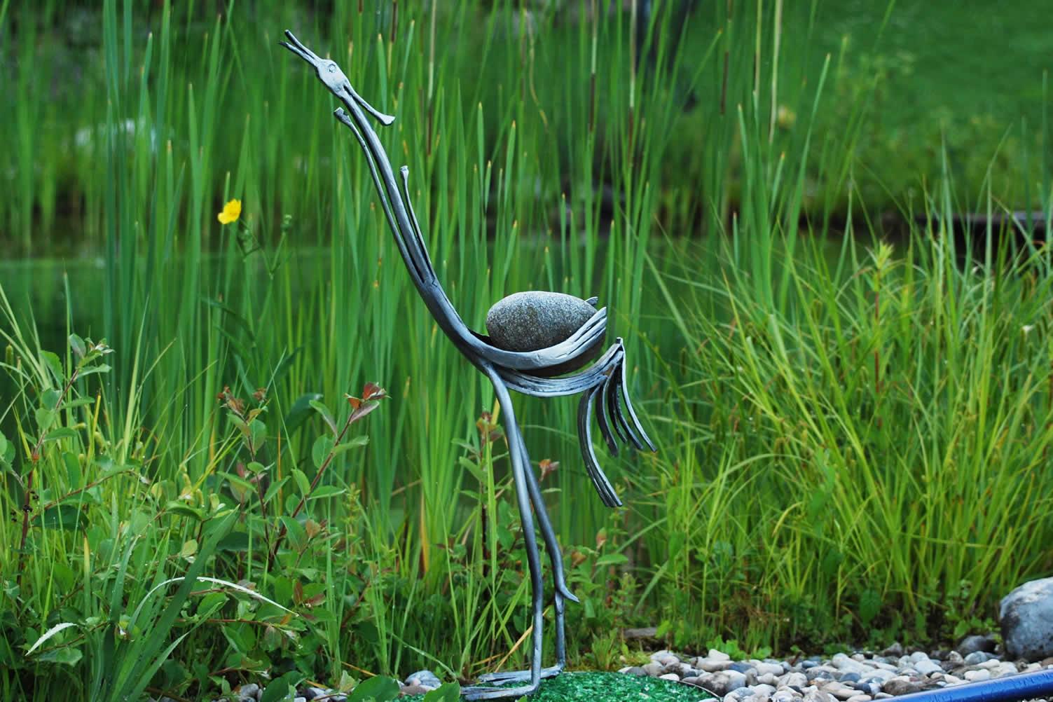 garden metal art