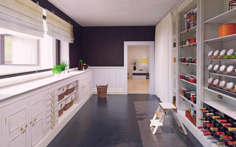 <span>photo image analysis:</span> Building a Functional Pantry Storage