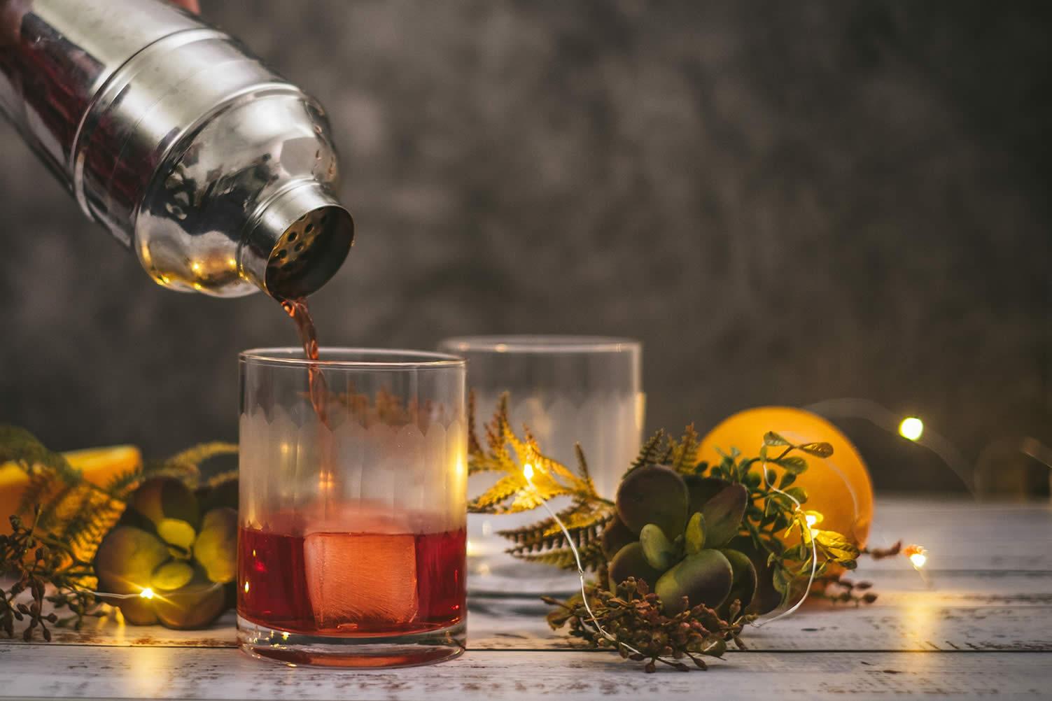 improve home bar