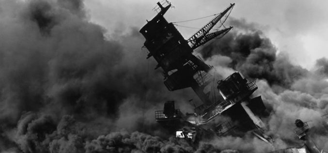 Remembering the Day of Infamy – Pearl Harbor December 7th