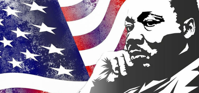 Today We Honor Martin Luther King Jr.