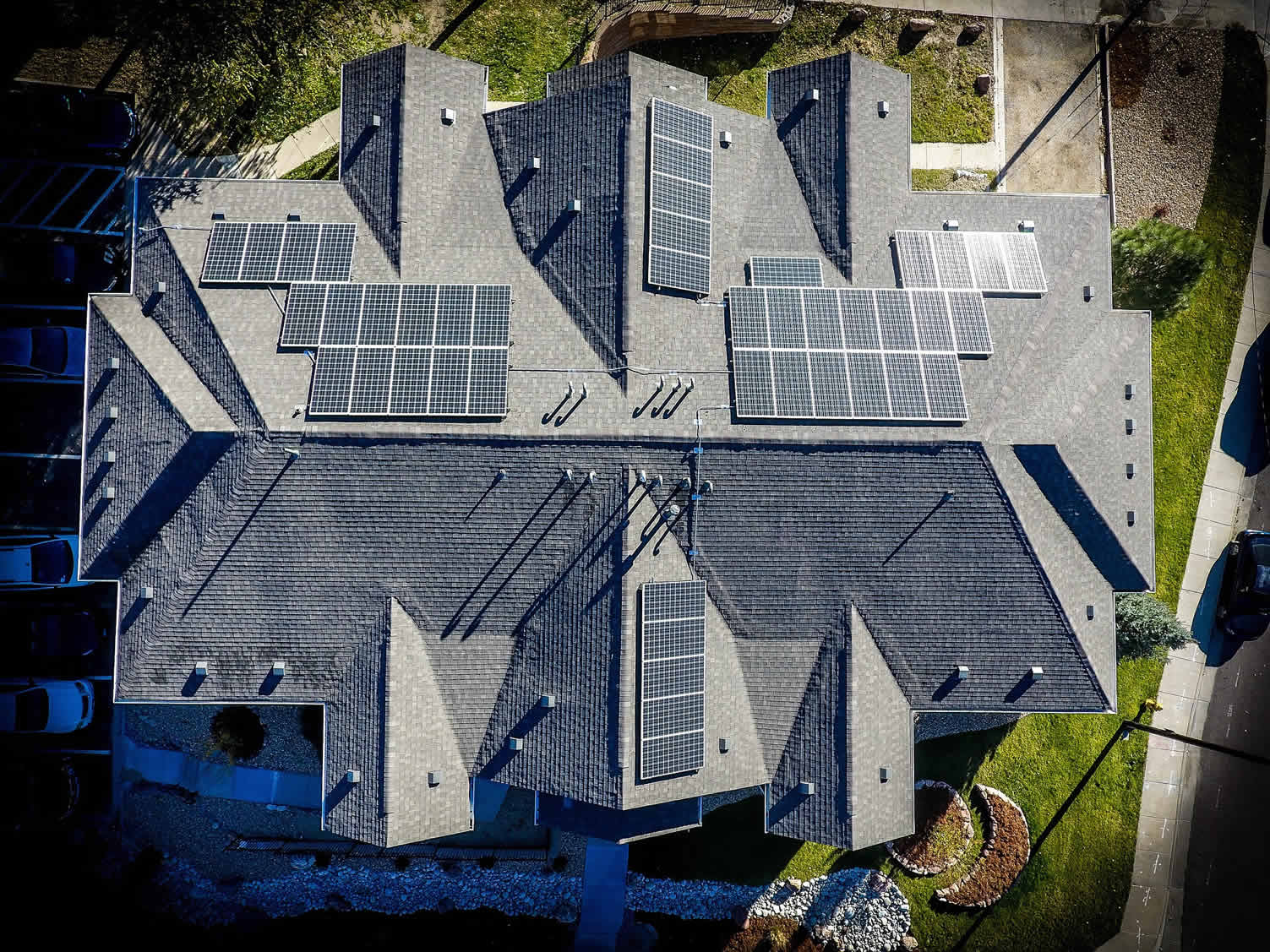 time for roof solar panels