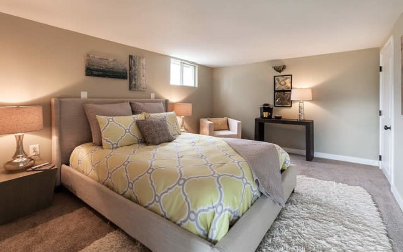 Transform Your Basement Into a Guest Room