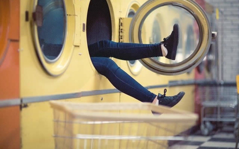 Doing Laundry – The Steps We Take to Keep Clean
