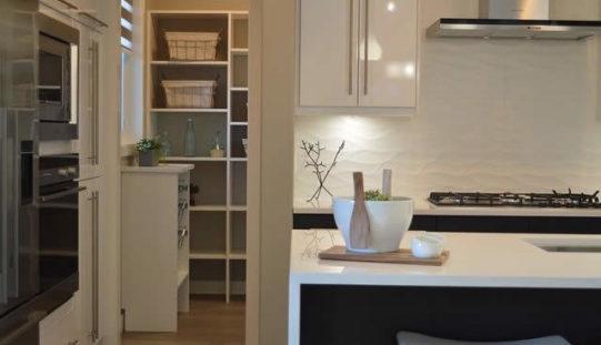 Design a Kitchen Pantry You Can Actually Keep Organized