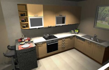 Going Modern in Kitchen Design