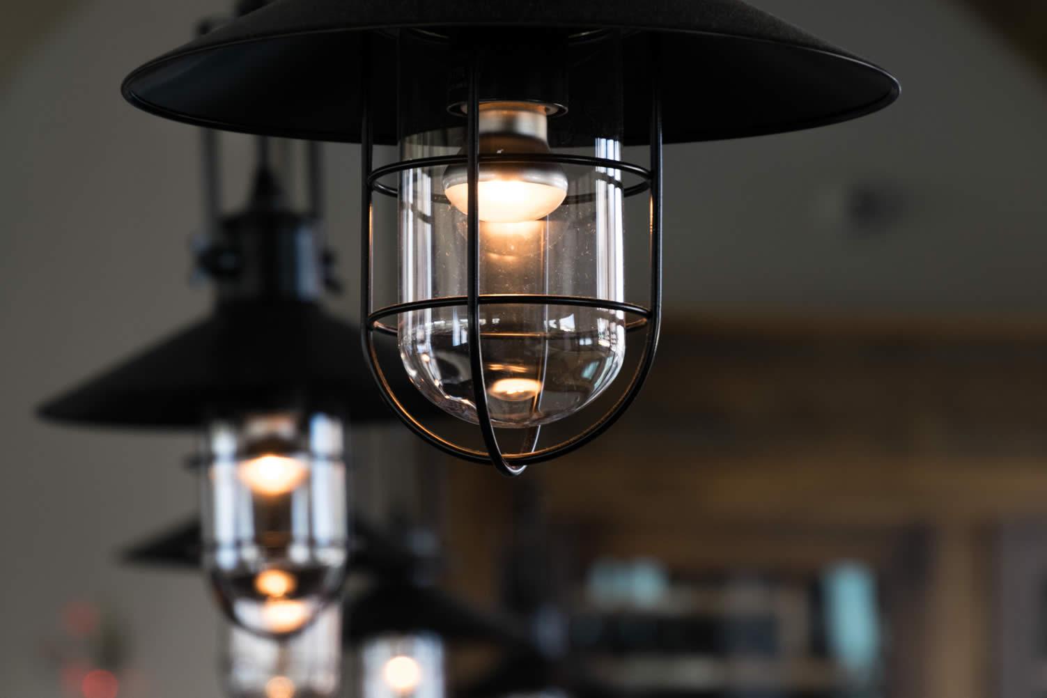 change lighting fixtures