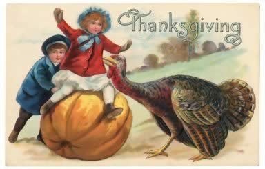 Thanksgiving Holiday Home Decor