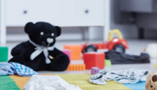 Smart Storage Tips For Kids` Bedroom/Playroom
