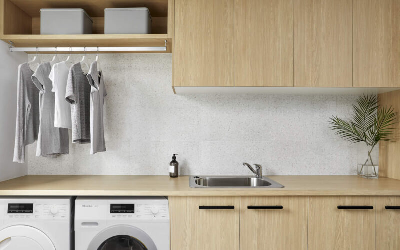 <span>photo analysis:</span> Ideas for Small Laundry Rooms